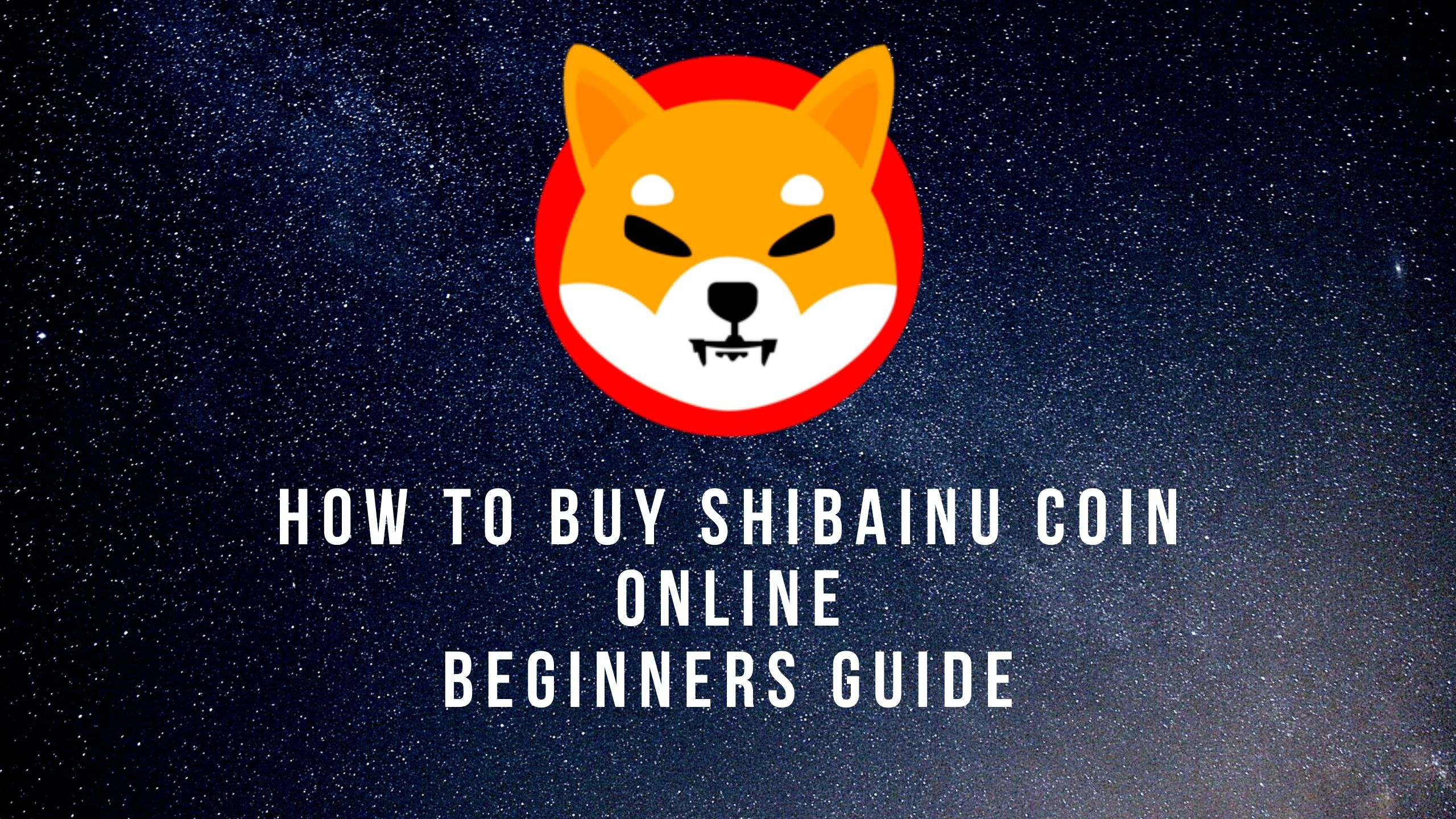 How to Buy ShibaInu Coin Online - Beginners Guide